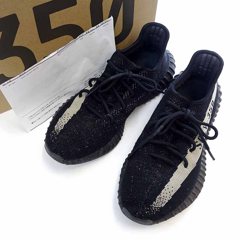 f524bcba1b7 Adidas  ADIDAS yeezy boost 350 v2 Oreo BY1604 sneakers size US9 black rank  C 101 11H17