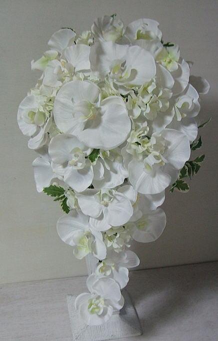bluecandle  rakuten global market phalaenopsis orchid cascade, Natural flower