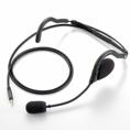 訳あり 送料無料 iCOM アイコム トランシーバー用 SEAL限定商品 IC4300L対応 IC-4300 HS-95 純正ネックアーム型ヘッドセット