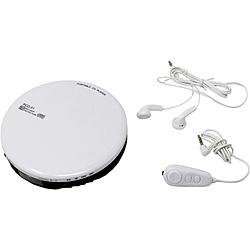 送料無料 音飛び防止機能 リモコン付属 重低音機能 KOHKA 音飛び防止機能搭載 10%OFF 廣華物産 PCD-51 ポータブルCDプレーヤー WINTECH 市販 PCD51
