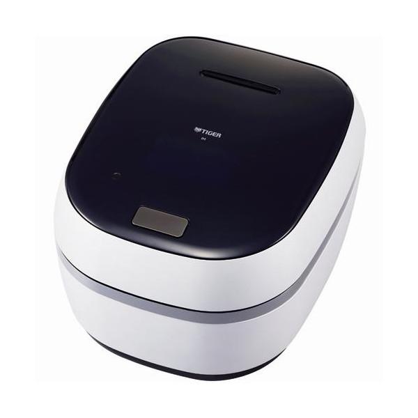 【送料無料】タイガー 土鍋圧力IHジャー炊飯器(5.5合炊き) フロストホワイトTIGER THE炊きたて GRAND X(グランエックス)シリーズ JPG-X100-WF