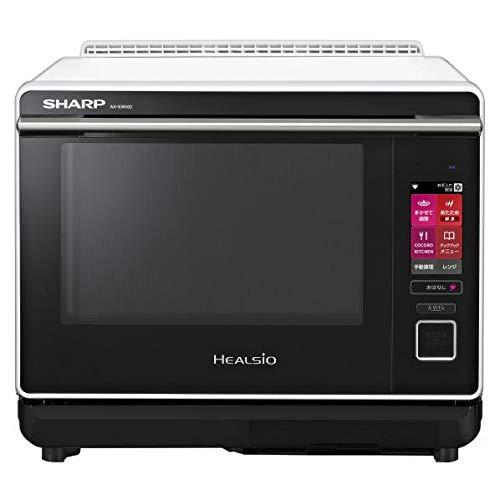 【送料無料】SHARP シャープ AX-XW600-W ウォーターオーブン HEALSIO(ヘルシオ) 30L ホワイト系