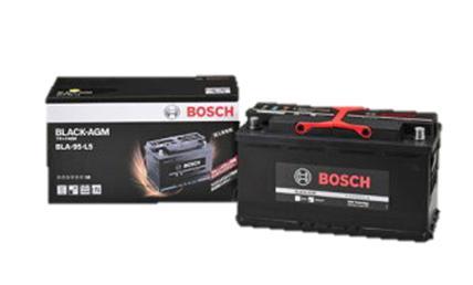 BOSCH【ボッシュ】輸入車用バッテリー BLACK-AGM(ブラックAGM) 95Ah BLA-95-L5
