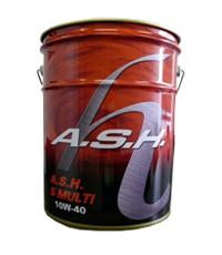 A.S.H. 【アッシュ】OIL オイル 100%ミネラルオイル SUPER MULTI オイル 5W-30 DL-1 20L