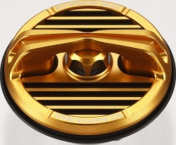 【2019春夏新色】 DAIWA RCS ゴールド ラジエーションドラグノブ DAIWA II II ゴールド, はなくら鞄バッグ財布専門店:ab319311 --- aqvalain.ru