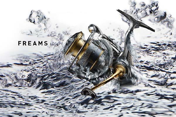 DAIWA 18FREAMS フリームス LT2500S-XH