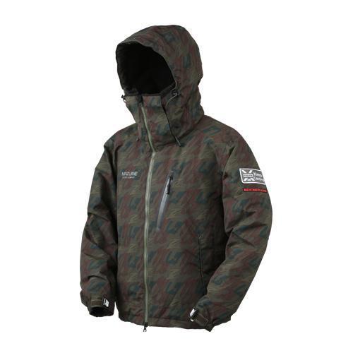 mazume MZXFW-059 MZXタイドマニアオールウェザージャケット POP マズメグリーンカモ LL