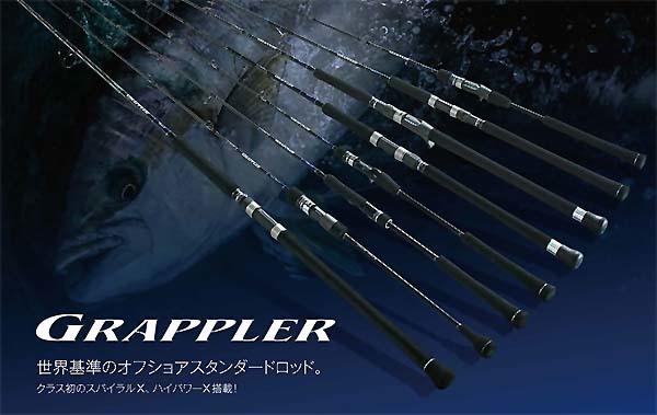シマノ 19GRAPPLER グラップラー タイプジギング Type J S60-3