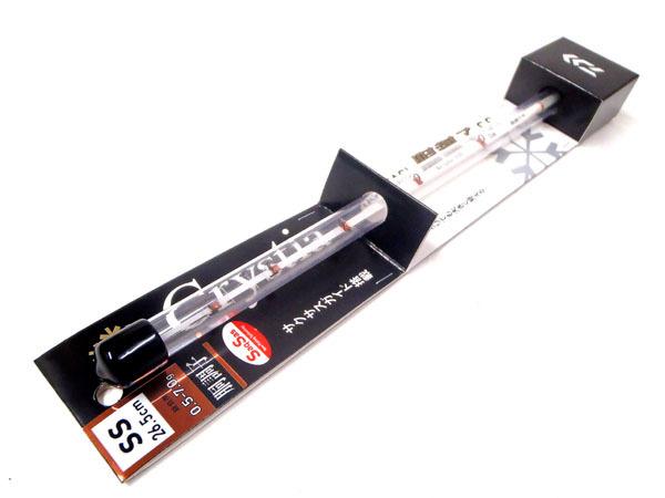 サクサスメッキを施することで表面硬度も上がり耐久性 耐磨耗性アップ DAIWA ランキング総合1位 売却 クリスティア ワカサギ穂先 26.5SS 胴調子SS