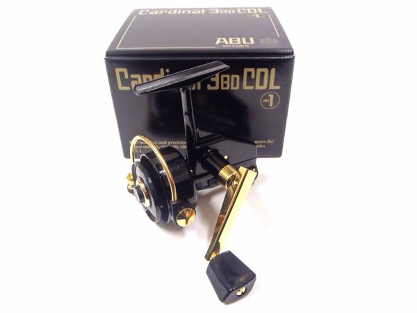ABU Cardinal×DAYSPROUT カーディナル 3BD CDL ディスプラウトコラボ限定モデル