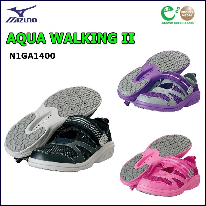 Mizuno(ミズノ) Aqua Walking Ii N1ga1400 09 M KiS84s27