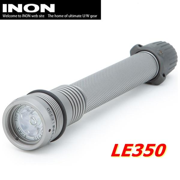 【送料無料!】INON(イノン) LE350 Type2 水中LEDライト防水ライト