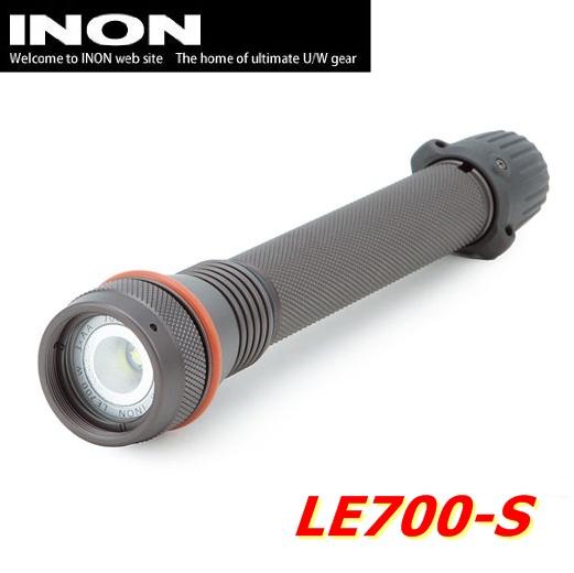 【送料無料!】INON(イノン) LE700-S Type2 水中LEDライト 防水ライト