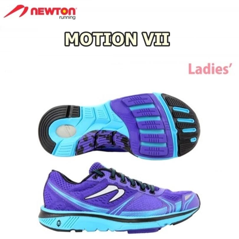 【送料無料!】NEWTON(ニュートン)レディース ランニングシューズ MOTION 7(モーション7)Purple/Teal (パープル×ティール) [W000418B] ※返品・交換不可商品となります。