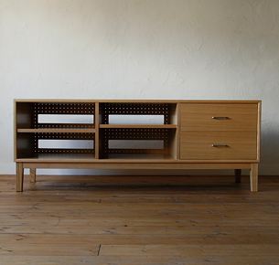 [AS.CRAFT ORIGINAL] CABINET LOW【TYPE C】