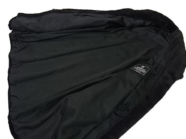 ◇美品◇アメリカンウルトラ 4つ星◇シェアードミンク毛皮コート AMERICAN ULTRAUSA製 最高級 毛皮mwvN80n