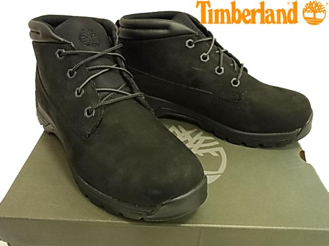 【未使用】■Timberland ティンバーランド■クラシック オックスフォード ブラックヌバック レザー 本革 ショートブーツ 靴 マウンテンブーツ