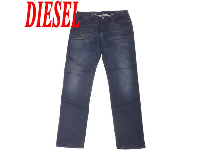 【中古】○ディーゼル ジョガーパンツ ジョグジーンズ デニムパンツ スキニージーンズ DIESEL RIZZO Sweat jeans インディゴ 濃紺 ストレッチ