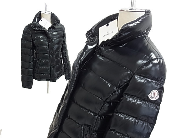 premium selection 68777 43262 ◇Lady's MONCLER CLAIRY working under beauty line highest peak high quality  feather Mark with Monk rail clay Lee down jacket tag / booklet