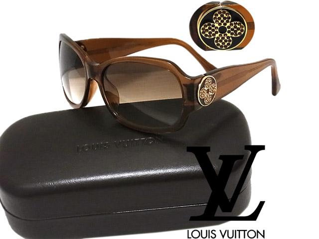 【中古】▼ルイヴィトン LOUIS VUITTON イタリア製 サングラス Z0135E