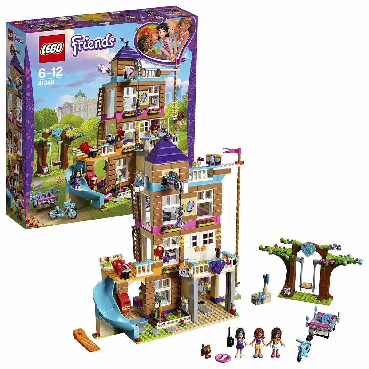 レゴ フレンズ ハウスの通販