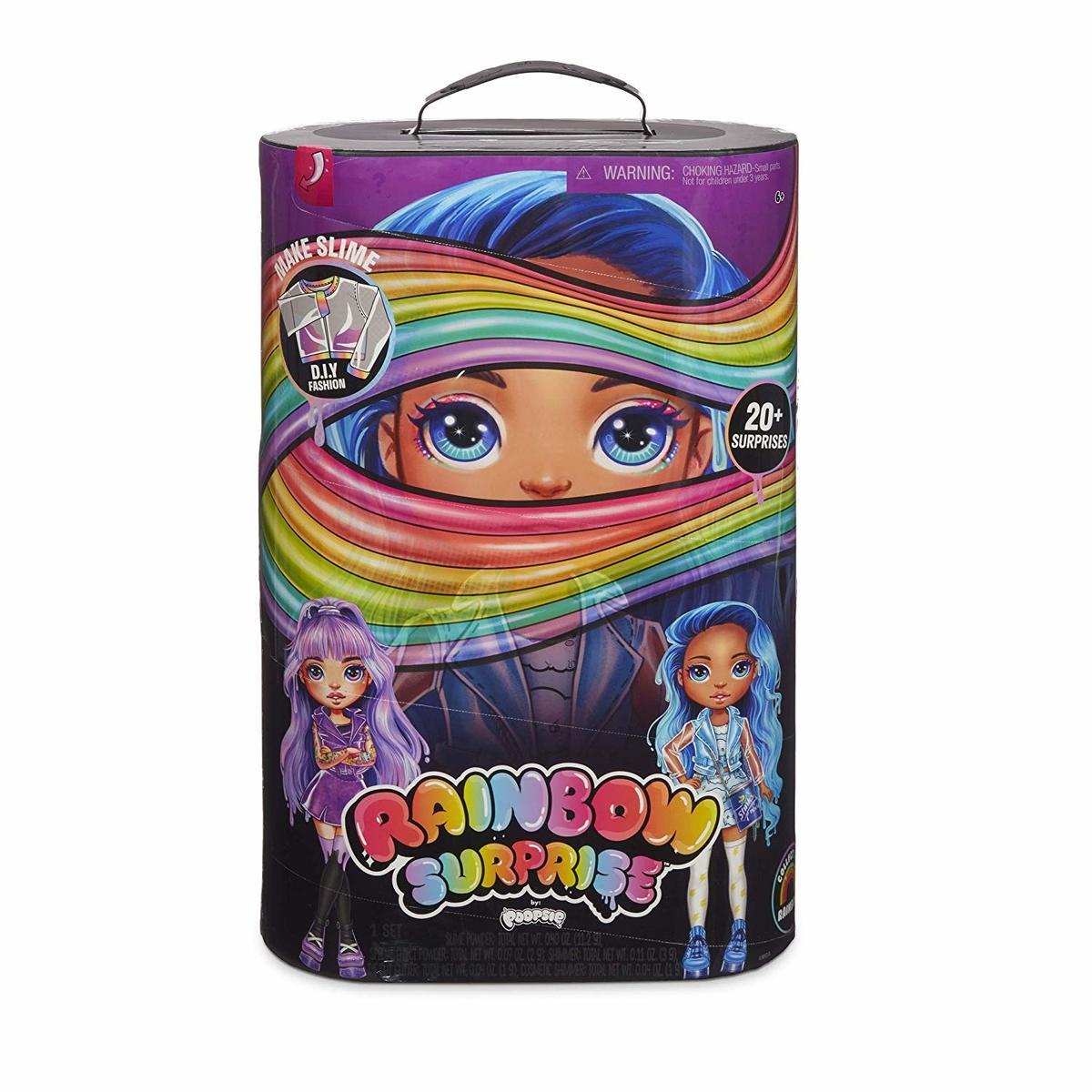 Poopsie Rainbow Surprise Dolls ? Amethyst Rae or Blue Skye
