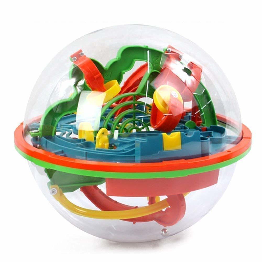 ☆送料無料☆ 子供おもちゃ 迷路 おもちゃ ボール 迷路遊び子供の知育 3D立体知育玩具 迷路3コース 智力 迷宮 3D めいろ 迷路遊び