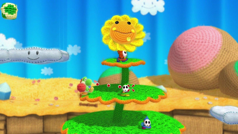 ヨッシーウールワールド amiibo set - Wii U