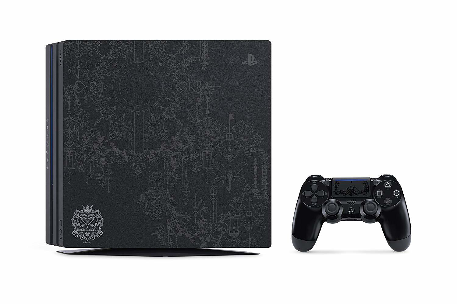 KINGDOM HEARTS III LIMITED EDITION PlayStation4 Pro