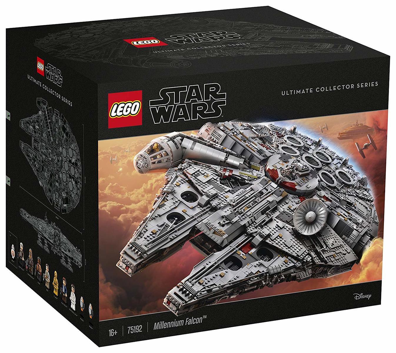 レゴ (LEGO) スター・ウォーズ ミレニアム・ファルコン 75192