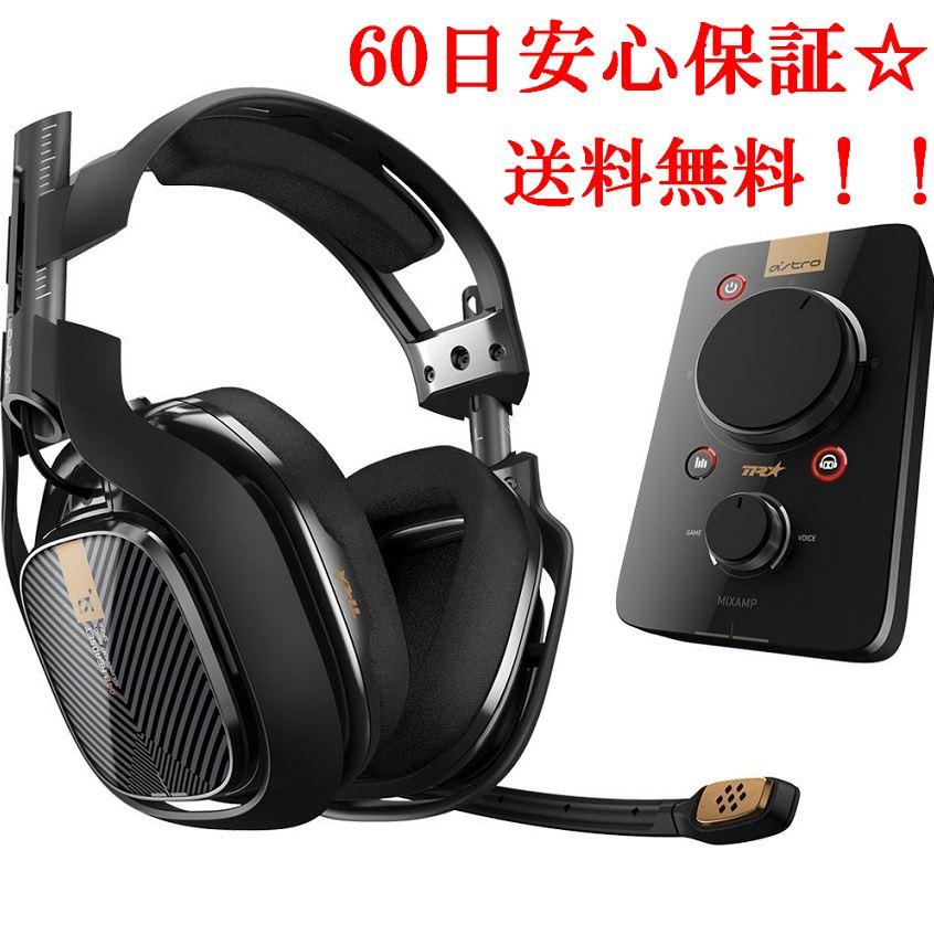 【売れ筋】セール ポイント2倍 今が買い時!! Astro Gaming A40 TR + MIXAMP Pro TRアストロゲーミング 有線サラウンドサウンド ゲーミング・ヘッドセット PC/PS4/PS3対応 [並行輸入品]