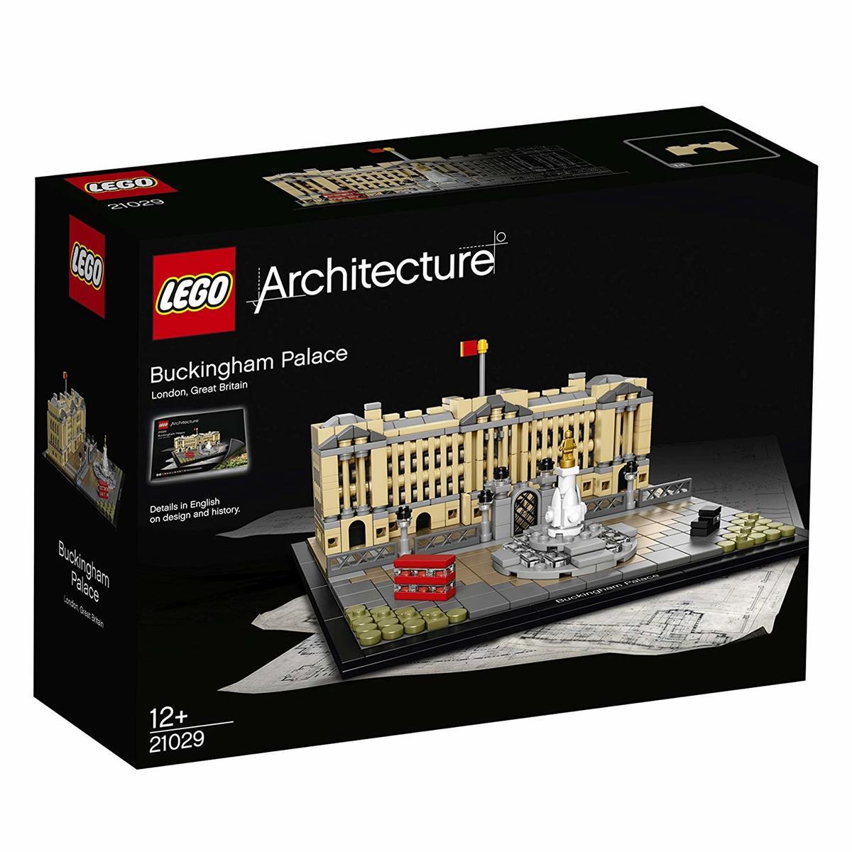 レゴ (LEGO) アーキテクチャー バッキンガム宮殿 21029 [並行輸入品]