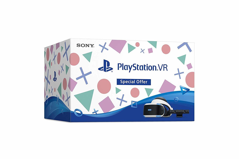 PS4 PlayStation VR Special Offer プレステ スペシャルオファー セット