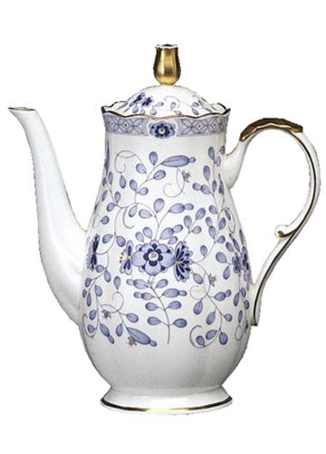 【NARUMI(ナルミ)】 ミラノ コーヒーポット   陶器通販 05P03Sep16
