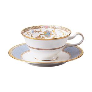 ノリタケ 公式 ヨシノ ティー 与え コーヒー碗皿グレー