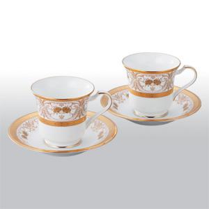 【ノリタケ】   アメリカン碗皿ペア  ジョージアンパレス 05P03Sep16