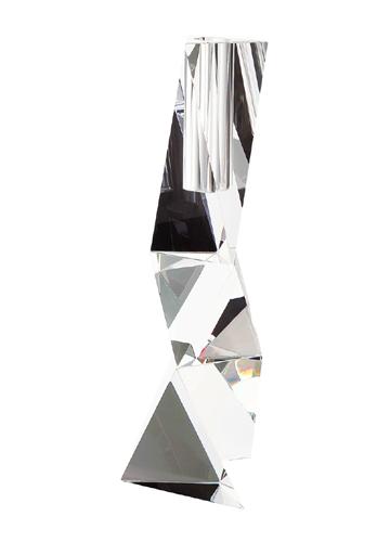 【ナルミ】    グラスワークス 文字入れ スペクトル 花瓶(L)(文字入れ代除く)【創業明治元年 (140年)  真心 & 安心感 】進物:内祝い:記念品:新築祝:【RCP1209mara】