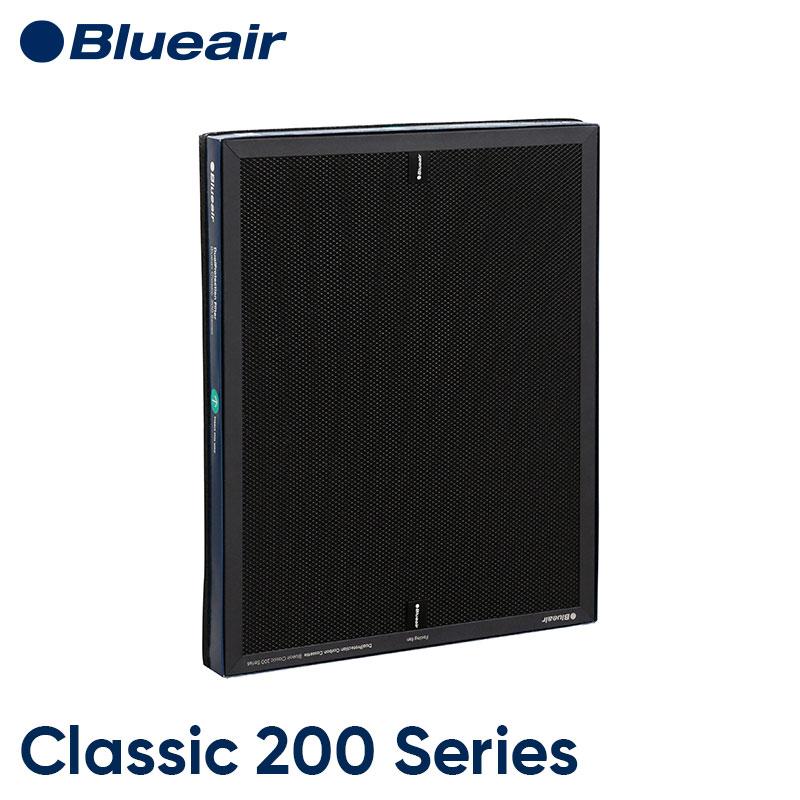 ブルーエア 空気清浄機 Classic 200シリーズ デュアルプロテクションフィルター 交換用 ニオイフィルター 290i,280i,205,270E,270E 104767