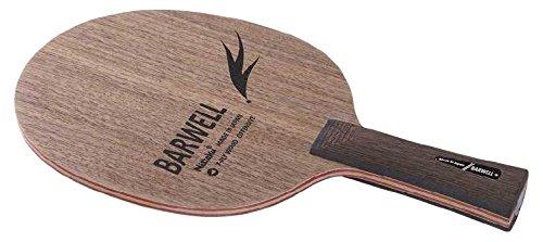 ニッタク(Nittaku) 卓球 ラケット バーウェル シェークハンド 攻撃用 7枚合板 フレア NE-6865