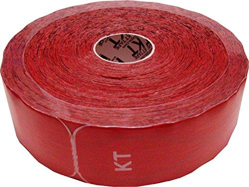KT TAPE(ケーティーテープ) キネシオロジー テーピングテープ KT TAPE PRO ジャンボロールタイプ 150枚入り レイジレッド KTJR12600