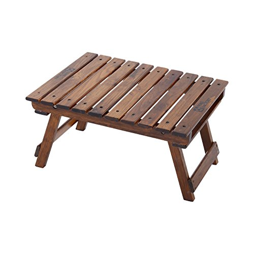 TENT FACTORY(テントファクトリー) テーブル ウッドライン グランドミッドテーブル ブラウニー TF-WLMT-BR