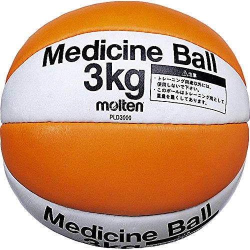 molten(モルテン) メディシンボール(Medicine Ball) 3KG PLD3000