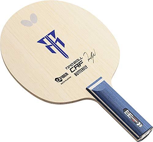 バタフライ(Butterfly) 卓球 ラケット ティモボル CAF シェークハンド 攻撃用 特殊素材入り ストレート ラージボール対応可 36954