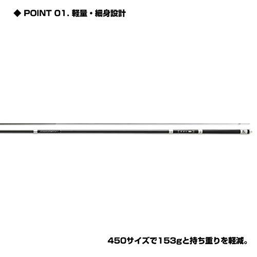 プロックス 極軽竿 KKK54H 540