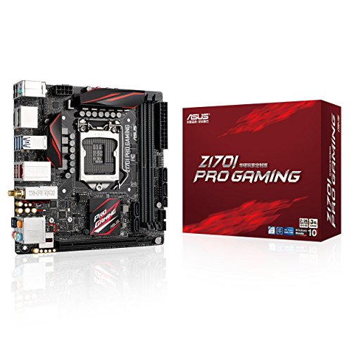 Z170I PRO Gaming B150i PRO Gaming//WiFi//Aura Motherboards by CMS C113 16GB Memory RAM Compatible with ASUS//ASmobile Strix Z270I Gaming Strix H270I Gaming 1X16GB