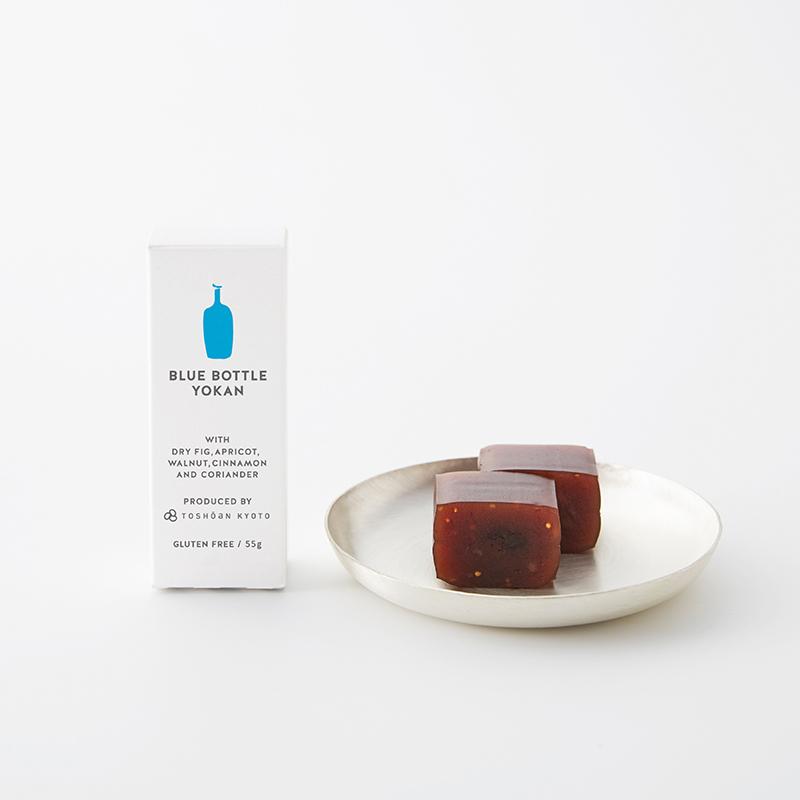 5☆大好評 定番 ブルーボトルコーヒー Blue Bottle Coffee 羊羹 4本ギフトボックス ブルーボトル