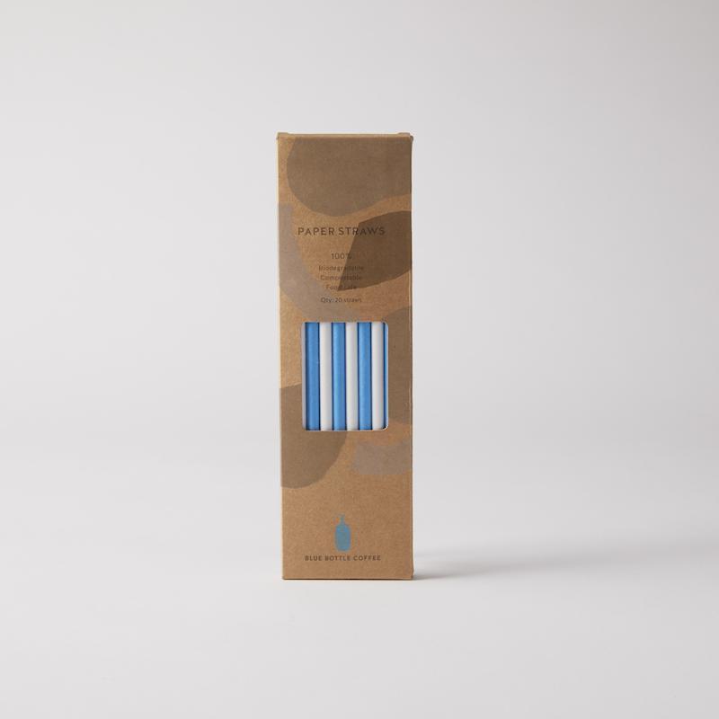 商い ブルーボトルコーヒー 評価 Blue Bottle リミテッドエディション ストローセット Coffee