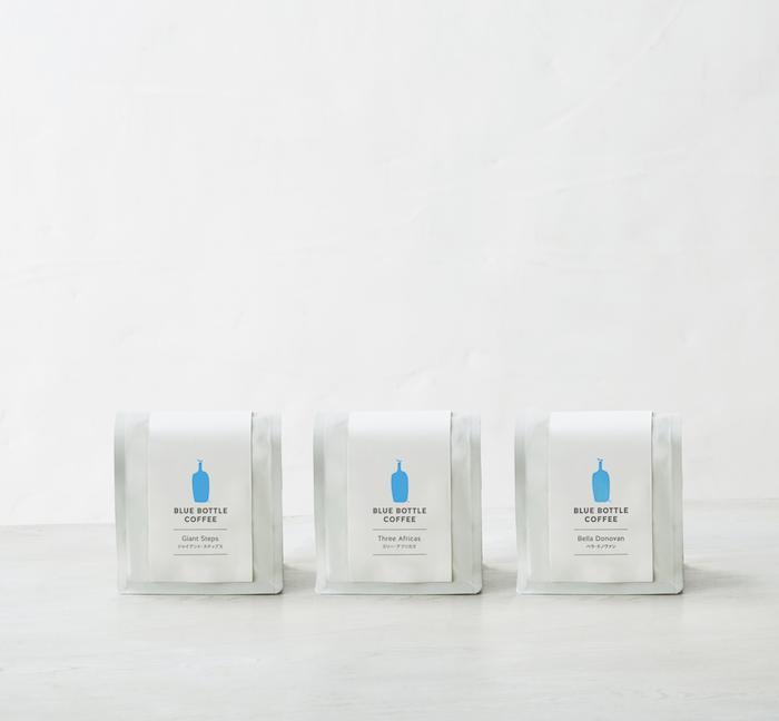 ブルーボトルコーヒー定番セット Blue Bottle Coffeeブルーボトルコーヒーブレンドセレクション 200g×3袋