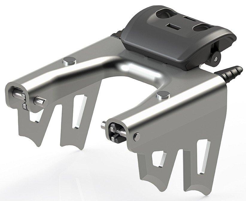 フリッチディアミール FRTSCHI バイペック ヴァイペック用トラクションクランポン115mm