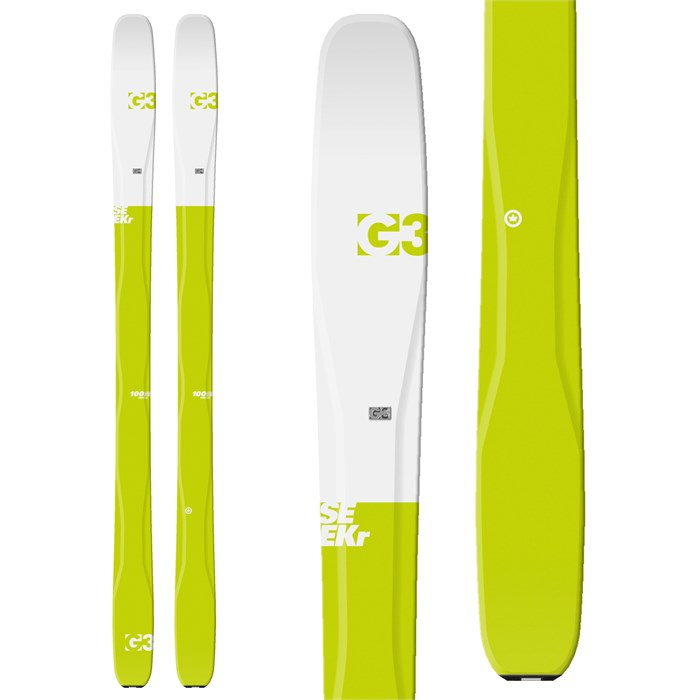 2019 G3 ジースリー SEEKr 100 シーカー100 170cm